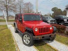 2008_JEEP_WRANGLER_UNLIMITED 4X4, WHOLE TO THE PUBLIC, MANUAL TRANSMISSION, RADIO, A/C!_ Norfolk VA