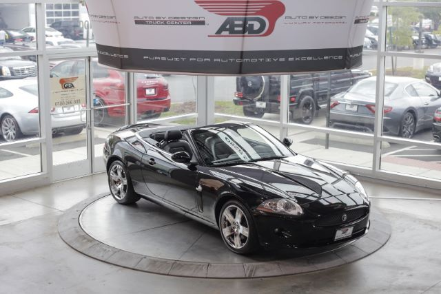 2008 Jaguar XK-Series XK Convertible Chantilly VA