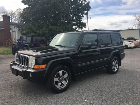 2008 Jeep Commander Sport 4x4 Richmond VA