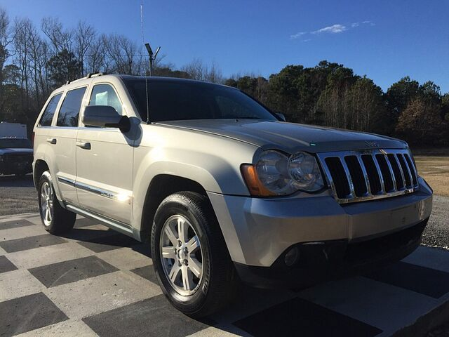 2008 Jeep Grand Cherokee 4d SUV 4WD Limited HEMI Outer Banks NC