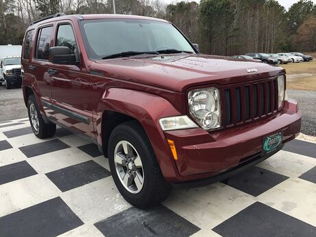 2008 Jeep Liberty 4d SUV 2WD Sport Outer Banks NC