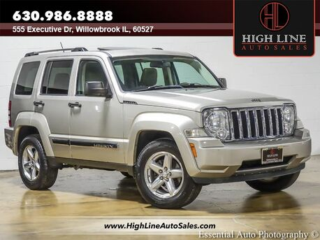 2008_Jeep_Liberty_Limited_ Willowbrook IL
