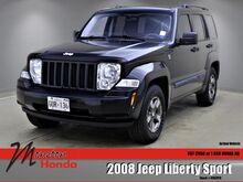 2008_Jeep_Liberty_Sport_ Moncton NB