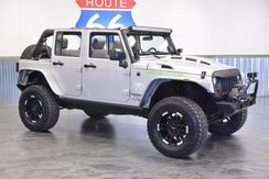 2008_Jeep_Wrangler_RUBICON! LIFTED! WHEELS! WINCH! CUSTOM BUMPERS! $9000 IN EXTRAS!!!_ Norman OK