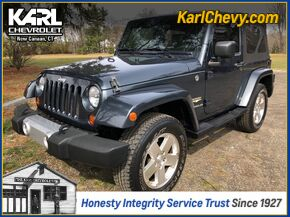 2008_Jeep_Wrangler_Sahara_ New Canaan CT
