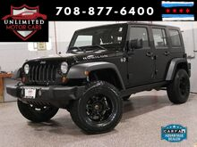 2008_Jeep_Wrangler_Unlimited Rubicon_ Bridgeview IL