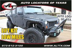 2008_Jeep_Wrangler_Unlimited Rubicon_ Plano TX
