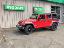 2008_Jeep_Wrangler_Unlimited Rubicon_ Spokane Valley WA