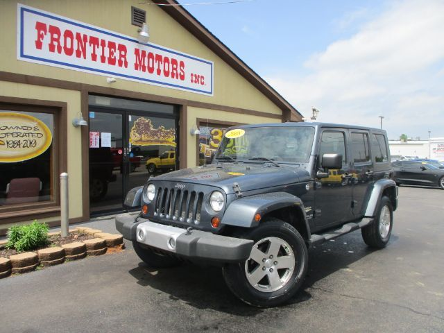 2008 Jeep Wrangler Unlimited Sahara 4WD Middletown OH