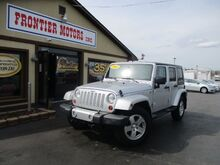 2008_Jeep_Wrangler_Unlimited Sahara 4WD_ Middletown OH