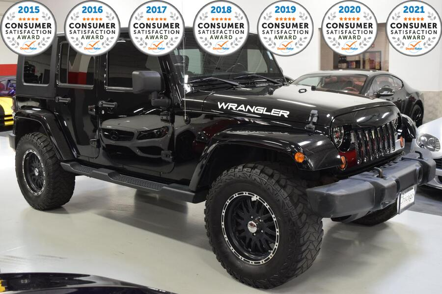 2008_Jeep_Wrangler_Unlimited Sahara_ Glendale Heights IL