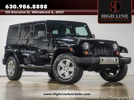 2008_Jeep_Wrangler_Unlimited Sahara_ Willowbrook IL
