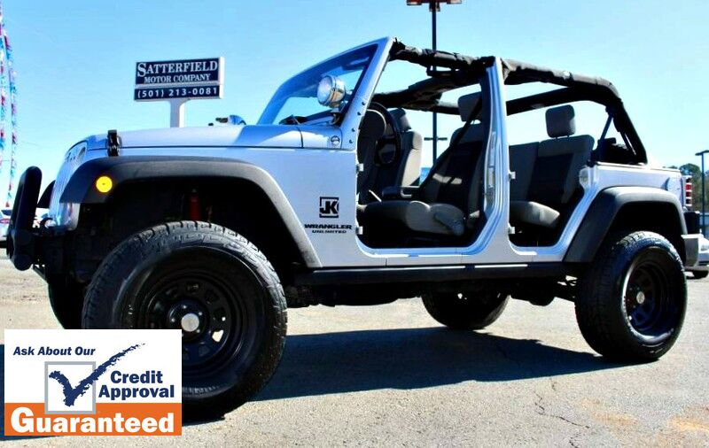 2008 Jeep Wrangler Unlimited X Bryant AR