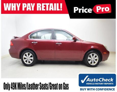 2008 Kia Optima EX w/Leather Maumee OH