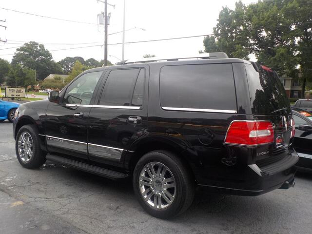 2008 LINCOLN NAVIGATOR 4WD,1 OWNER, BUYBACK GUARANTEE,WARRANTY, HEATED SEATS, LEATHER, RUNNING BOARDS, ROOF RACKS!! Norfolk VA