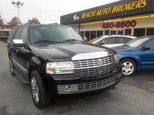 2008_LINCOLN_NAVIGATOR_4WD,1 OWNER, BUYBACK GUARANTEE,WARRANTY, HEATED SEATS, LEATHER, RUNNING BOARDS, ROOF RACKS!!_ Norfolk VA