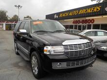 2008_LINCOLN_NAVIGATOR_4WD,1 OWNER, CERTIFIED W/ WARRANTY, HEATED SEATS, LEATHER, RUNNING BOARDS, ROOF RACKS, A/C SEATS!_ Norfolk VA