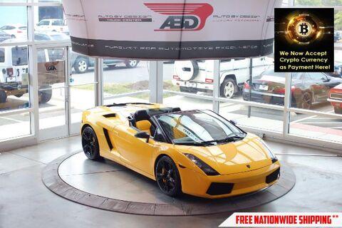 2008_Lamborghini_Gallardo_Spyder_ Chantilly VA