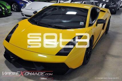 2008 Lamborghini Gallardo Superleggera Tomball TX