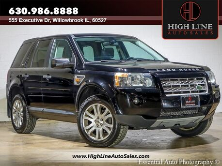 2008_Land Rover_LR2_SE_ Willowbrook IL