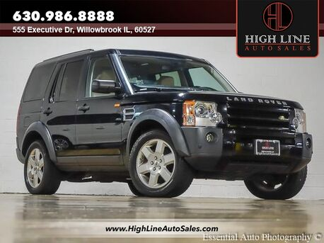 2008_Land Rover_LR3_HSE_ Willowbrook IL