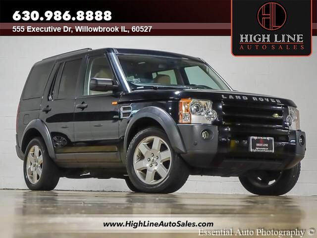 2008 Land Rover LR3 HSE Willowbrook IL