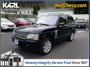 2008_Land Rover_Range Rover_HSE_ New Canaan CT