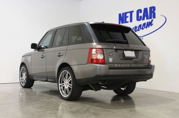 2008 Land Rover Range Rover Sport HSE Houston TX