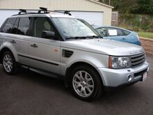 2008_Land Rover_Range Rover Sport_HSE_ Roanoke VA