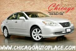 2008_Lexus_ES 350_- 3.5L V6 ENGINE GRAY LEATHER INTERIOR 1 OWNER HEATED/COOLED SEATS KEYLESS GO SUNROOF WOOD GRAIN INTERIOR TRIM_ Bensenville IL
