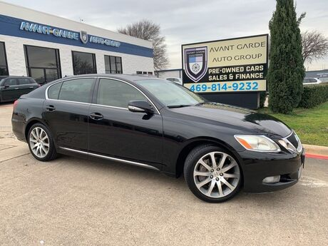 2008 Lexus GS350 NAVIGATION REAR VIEW CAMERA, HEATED/COOLED LEATHER SEATS, PREMIUM SOUND SYSTEM, SUNROOF!!! VERY CLEAN AND LOADED!!! Plano TX