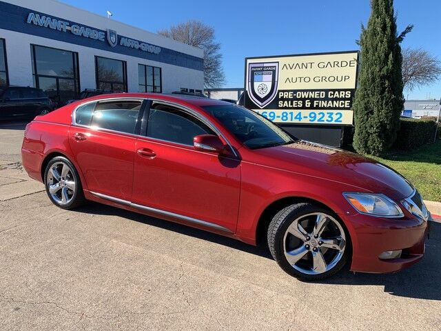 2008 Lexus GS350 NAVIGATION REAR VIEW CAMERA, PREMIUM HEATED / COOLED LEATHER, PREMIUM SOUND SYSTEM!!! LOADED AND EXTRA CLEAN!!! Plano TX