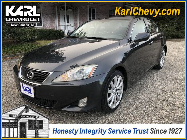 2008 Lexus IS 250 AWD New Canaan CT