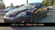 2008_Lexus_IS F_8-Speed Direct_ Charlotte and Monroe NC