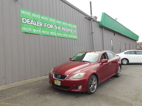 2008 Lexus IS IS 250 6-Speed Sequential Spokane Valley WA