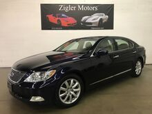 2008_Lexus_LS 460_LWB Navigation Backup Camera Heated&Cooled Seats_ Addison TX