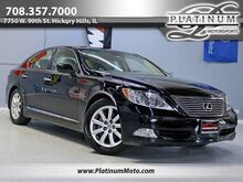 2008_Lexus_LS 460_Leather Nav Roof Luxury_ Hickory Hills IL