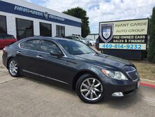 Lexus LS460 NAVIGATION REAR VIEW CAMERA, MARK LEVINSON AUDIO, HEATED AND COOLED LEATHER, SUNROOF!!! CLEAN AND LOADED!!! 2008