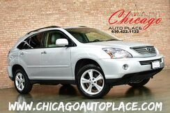 2008_Lexus_RX 400h_HYBRID 1 OWNER AWD NAVIGATION BACKUP CAM SUNROOF HEATED SEATS_ Bensenville IL