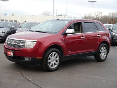 2008_Lincoln_MKX_Base_ Inver Grove Heights MN