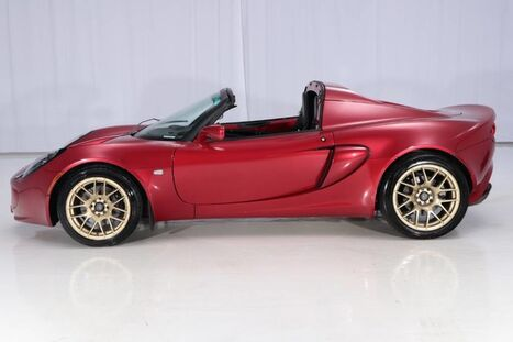 2008_Lotus_Elise Convertible_6MT_ West Chester PA