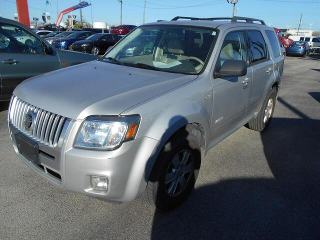 2008 MERCURY MARINER  Houston TX