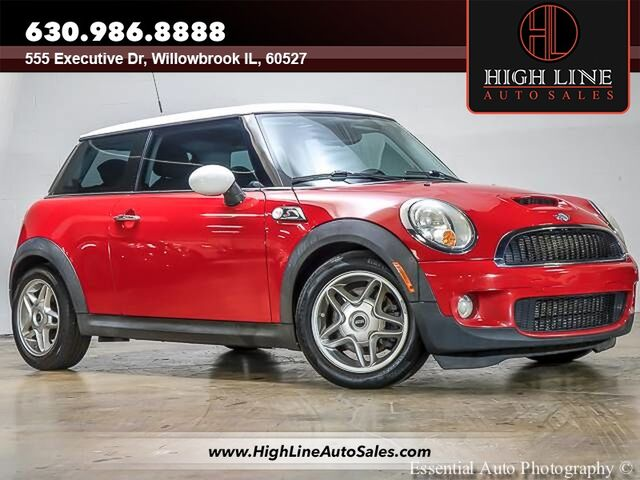 2008 MINI Cooper Hardtop S Willowbrook IL