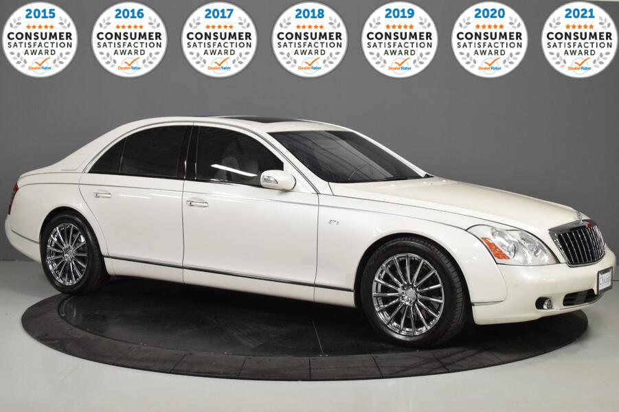 2008_Maybach_57S__ Glendale Heights IL