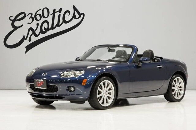 2008_Mazda_MX-5 Miata_Grand Touring_ Austin TX