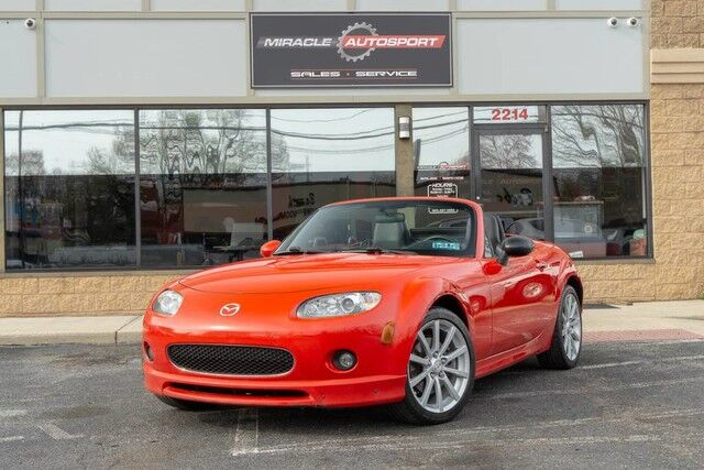 2008 Mazda MX-5 Miata Grand Touring Hamilton NJ
