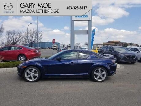 2008 Mazda RX-8 GT - rare find in this condition! Lethbridge AB