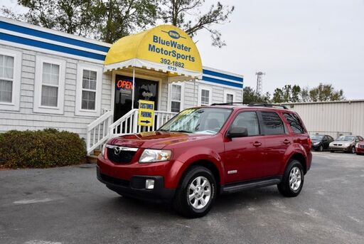 2008_Mazda_Tribute_Touring_ Wilmington NC