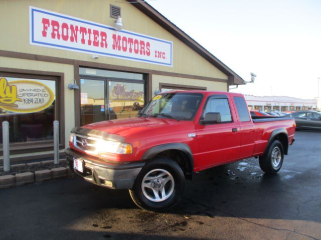 2008 Mazda Truck B4000 Cab Plus 4 4WD Middletown OH
