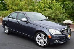 Mercedes-Benz C-Class 3.0L Luxury 4Matic AWD 2008
